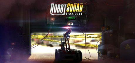 Robot Squad Simulator