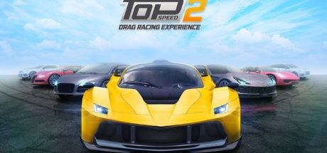 Top Speed 2: Racing Legends