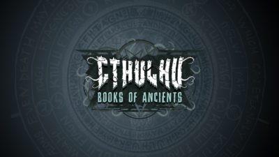 Cthulhu: Books of Ancients