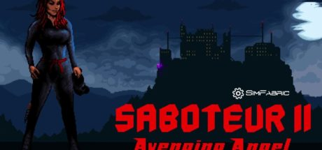 Saboteur II: Avenging Angel