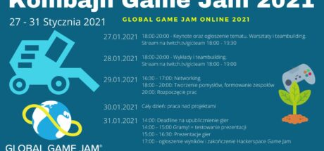 Kombajn Game Jam 2021
