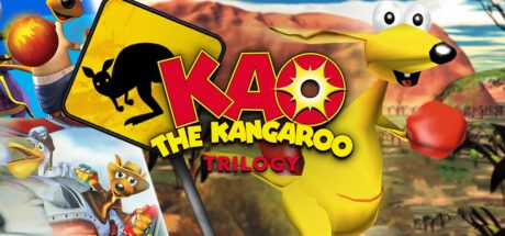 Kao the Kangaroo Trilogy