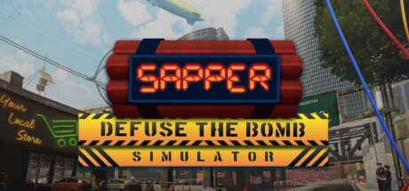 Sapper – Defuse The Bomb Simulator